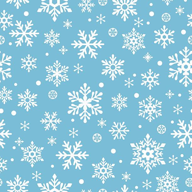 シームレスパターンの結晶 - 雪点のイラスト素材/クリップアート素材/マンガ素材/アイコン素材
