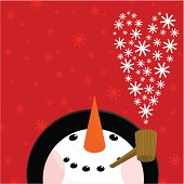Snowman love. Please see some similar pictures in my lightboxs: