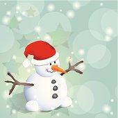 istock Snowman 148419917