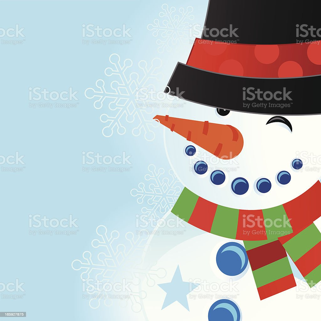 Snowman royalty-free snowman stock vector art & more images of carrot
