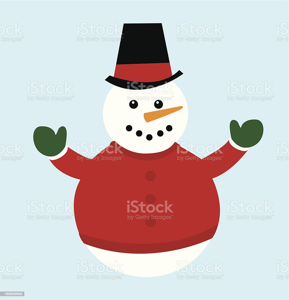 snowman royalty-free snowman stock vector art & more images of adult