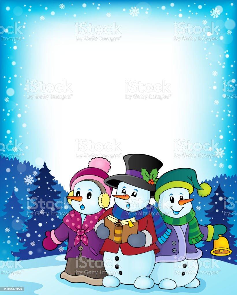 royalty free hymnal clip art vector images illustrations istock rh istockphoto com Christmas Scene Clip Art clipart of snow scene