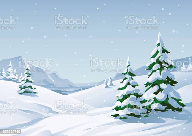 Snowy winter landscape vector id859592740?b=1&k=6&m=859592740&s=612x612&h=ncregswt wtmocwqojbyhnczlzovssg0efha2n nhw4=