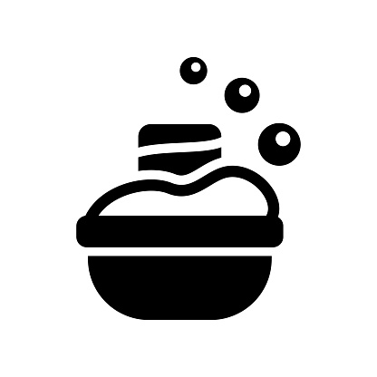 Soak icon. Trendy Soak logo concept on white background from cleaning collection