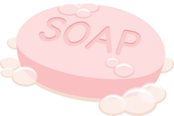 Best Soap Bar Illustrations, Royalty-Free Vector Graphics ...