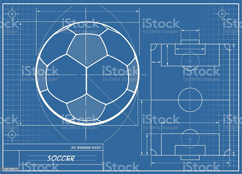 Soccer ball blueprint stock vector art more images of backgrounds soccer ball blueprint royalty free soccer ball blueprint stock vector art amp more images malvernweather Choice Image