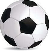 istock Soccer Ball 93133474