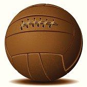 Soccer ball-History