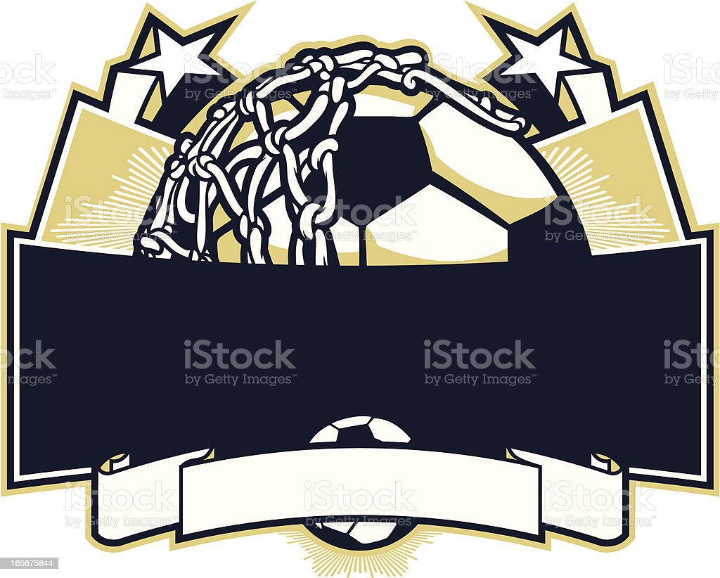 Soccer Design royalty-free soccer design stock vector art & more images of banner - sign