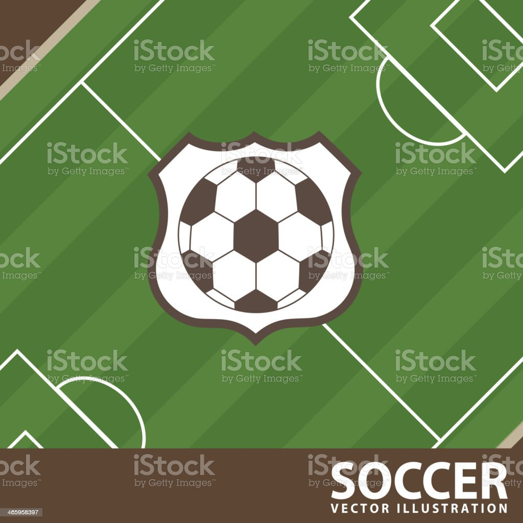 Soccer Design royalty-free soccer design stock vector art & more images of activity