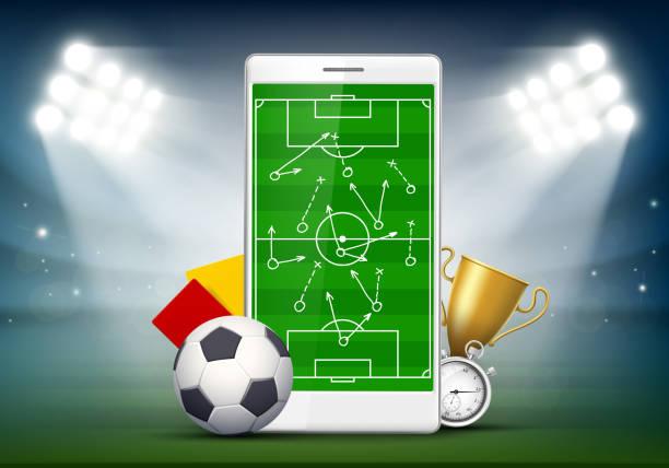 1,371 Football Betting Illustrations & Clip Art - iStock