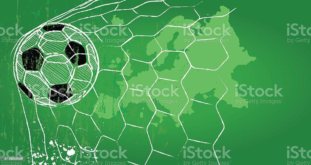 Soccer / Football design template, Lizenzfreies soccer football design template stock vektor art und mehr bilder von aktivitäten und sport
