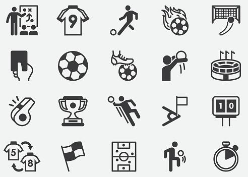 Soccer , Football , world cup , Football league,Tournament,Sport,Relaxing,Ball Pixel Perfect Icons