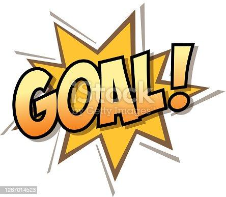 istock soccer goal exploding 1267014523