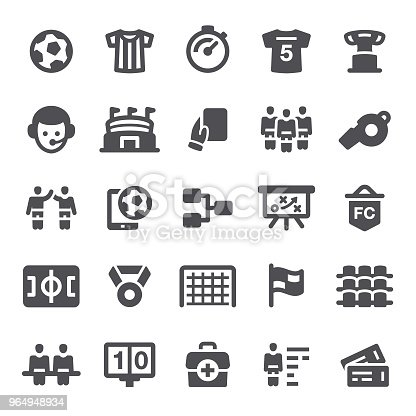 Soccer, football, icon, icon set, stadium, soccer ball, sport