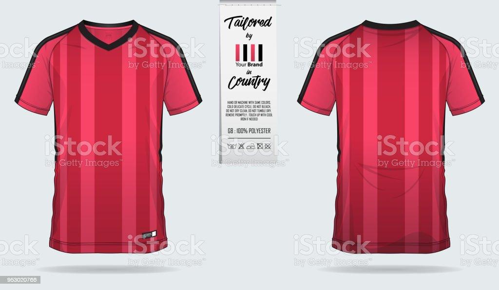 cc2a721f1 Soccer Jersey Football Kit Tshirt Sport Short Sock Template Design ...