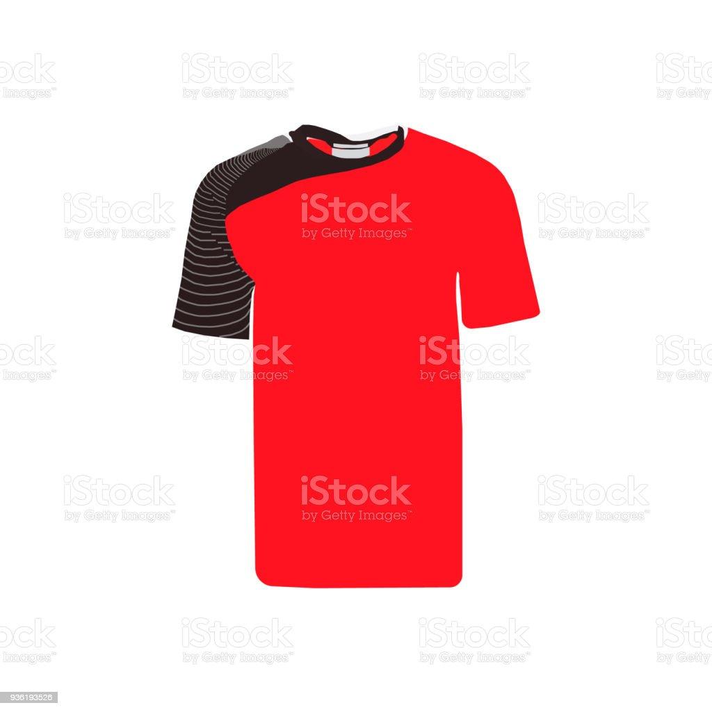 soccer jersey template mock up football uniform for football clubon