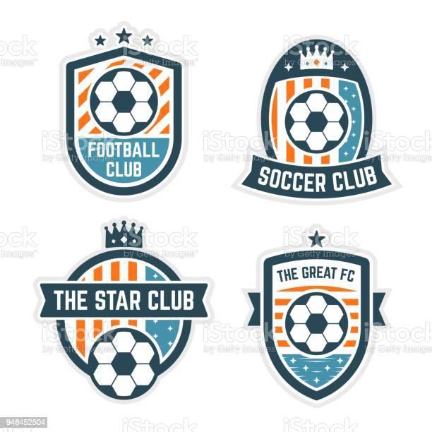 Football Logo Free Vector Art - (556 Free Downloads)