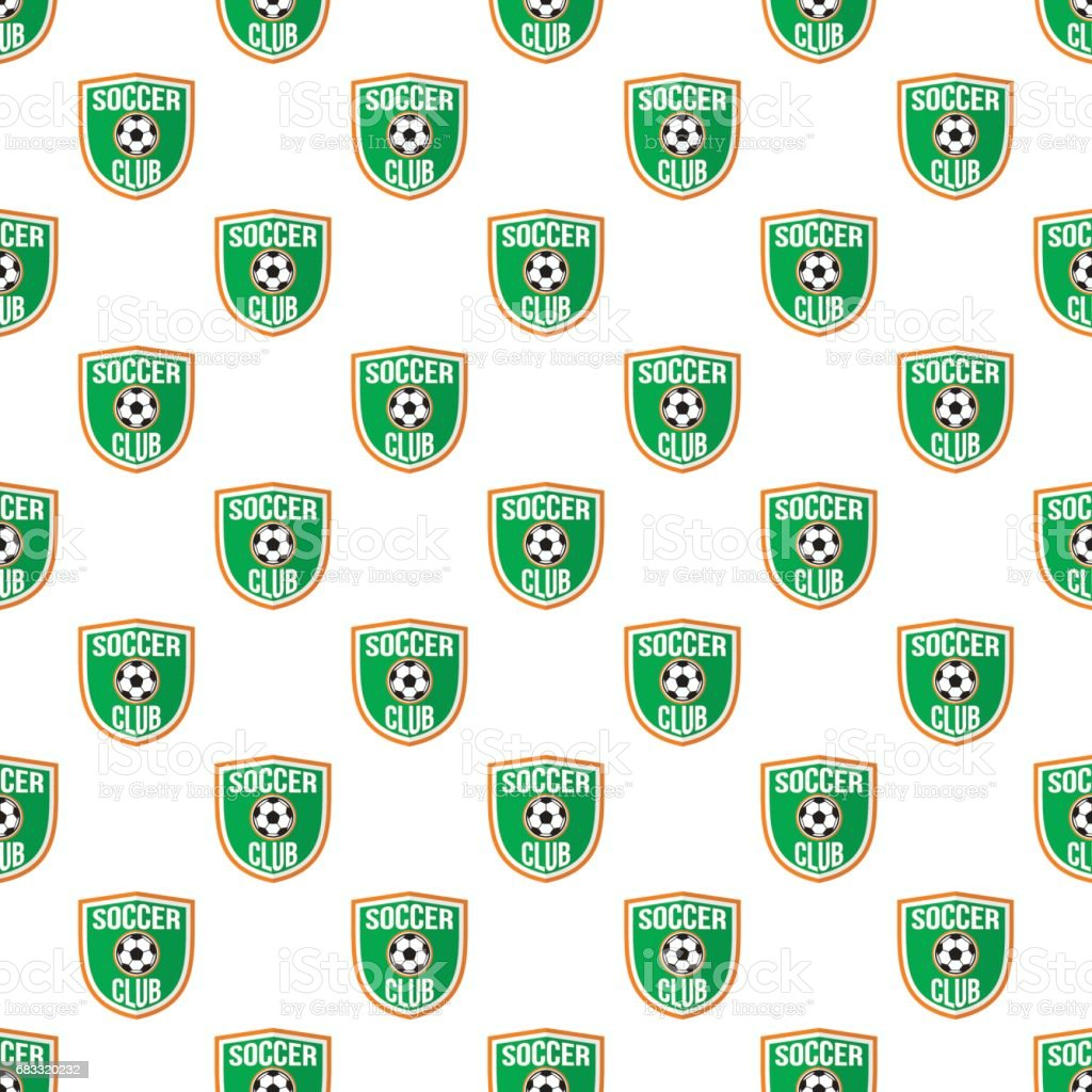 Soccer pattern seamless royalty-free soccer pattern seamless stock vector art & more images of backgrounds