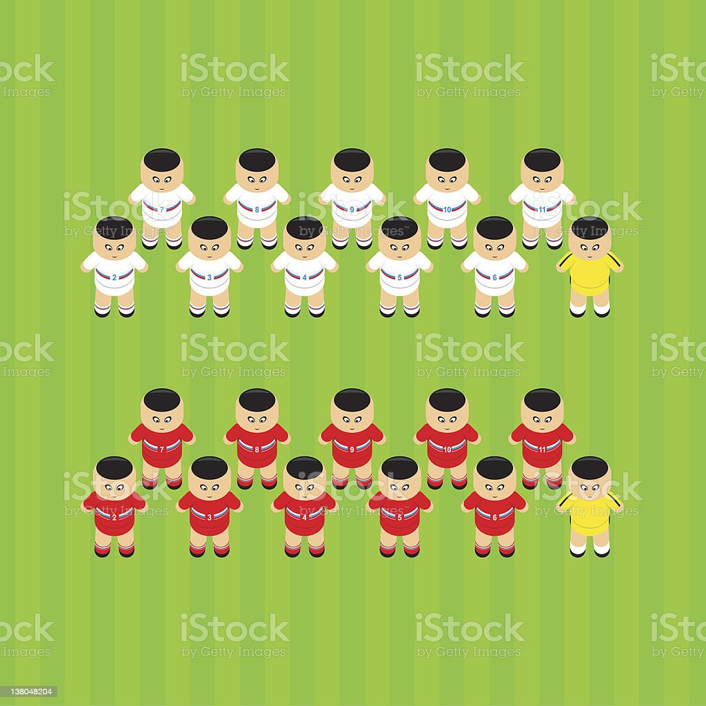 soccer players Russia royalty-free soccer players russia stock vector art & more images of adult
