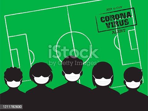 istock Soccer Quarantine 1211782630