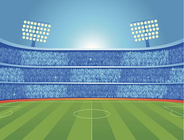 - fußballstadion - fussball fan stock-grafiken, -clipart, -cartoons und -symbole