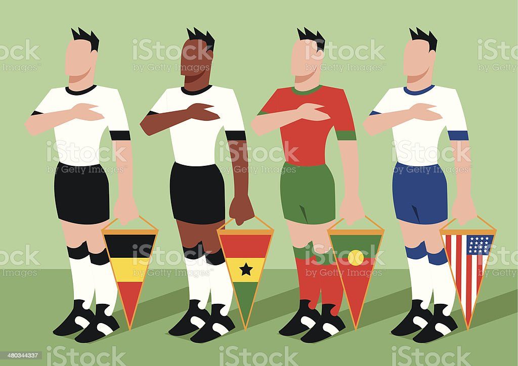 968abb926 Soccer teams royalty-free soccer teams stock vector art  amp  more images  of germany