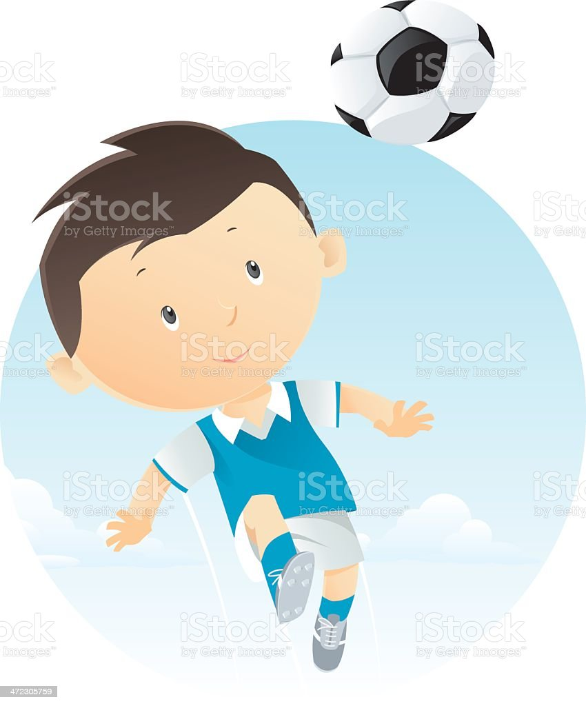 soccer royalty-free stock vector art