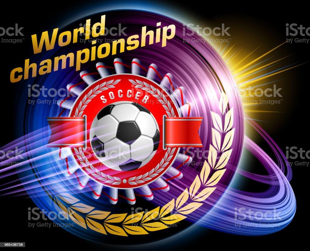 Soccer soccer - stockowe grafiki wektorowe i więcej obrazów dokument royalty-free