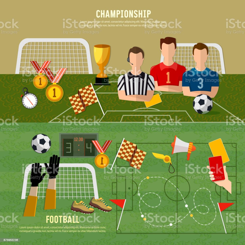 Soccer world cup banner football sport team signs and symbols soccer world cup banner football sport team signs and symbols elements of professional soccer royalty biocorpaavc Choice Image