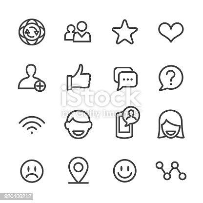 Social Communications, social media, internet, community,