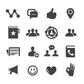 Social Icons - Acme Series