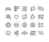 Social Media, Internet, Communication,