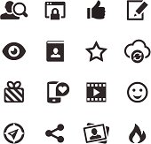 Professional icons for your website, application, or presentation.