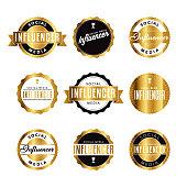 Social Media Influencer Labels