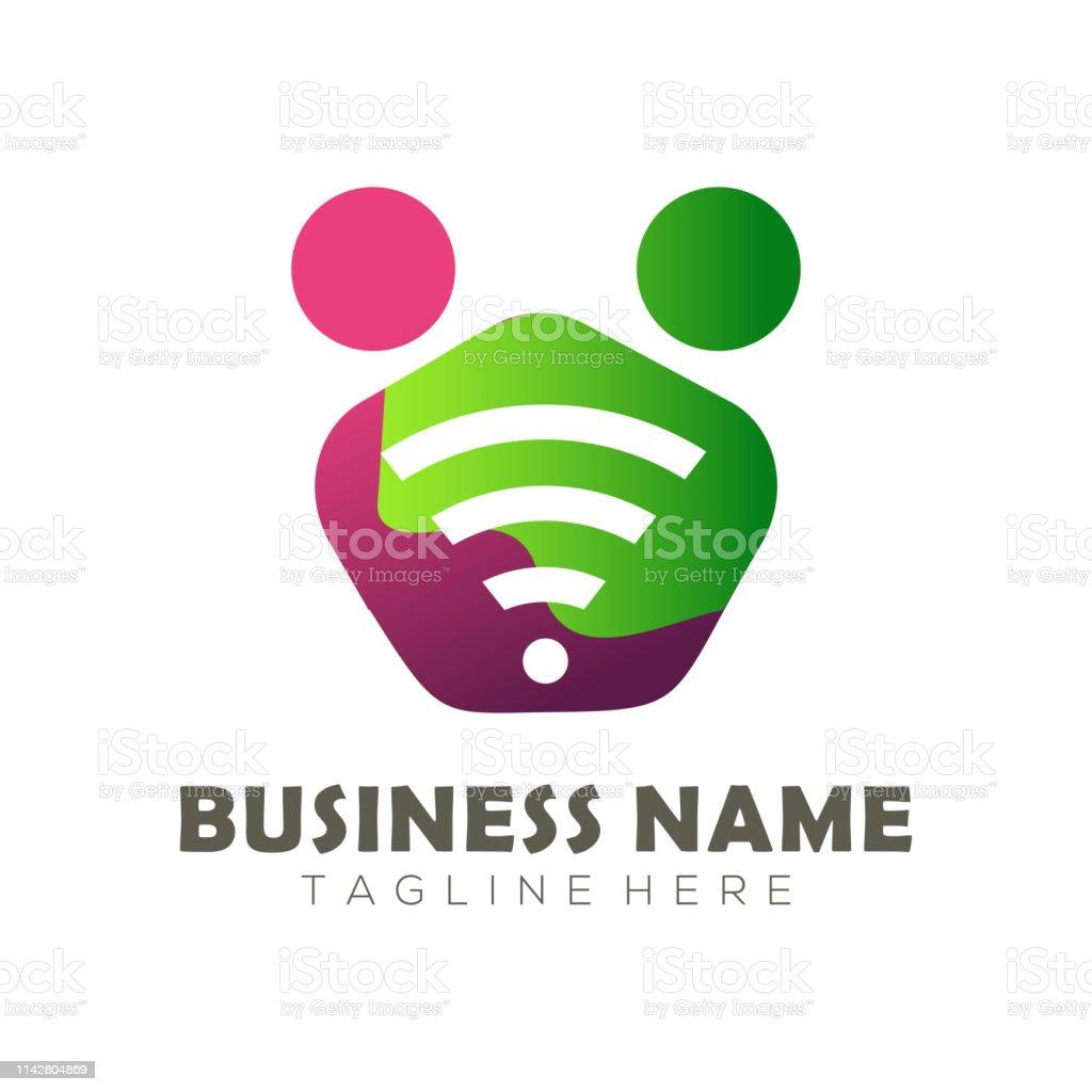 And social media names logos 2019 Social