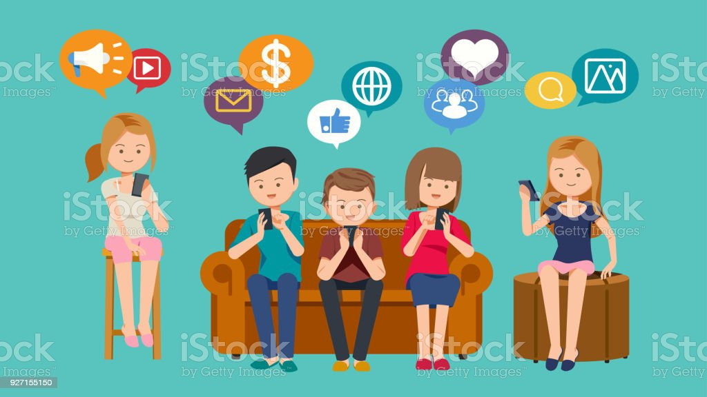 social media technology Social media is your doorway to the internet—and the internet's doorway to you learn how to care about what you share.