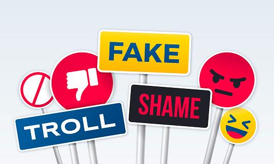 Social Media Trolling Anger Bullying