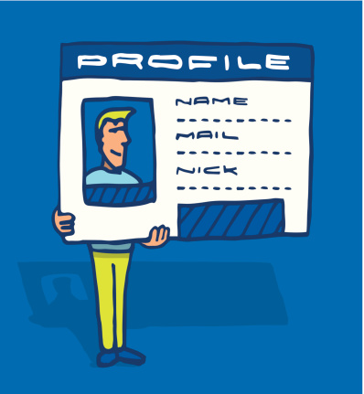 Social network identity or profile