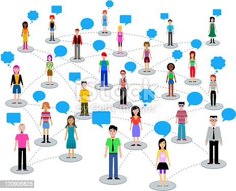social networking informative speech Concluding an informative paper social network impact on youth social media is a term used to describe the social networking sites can assist young.
