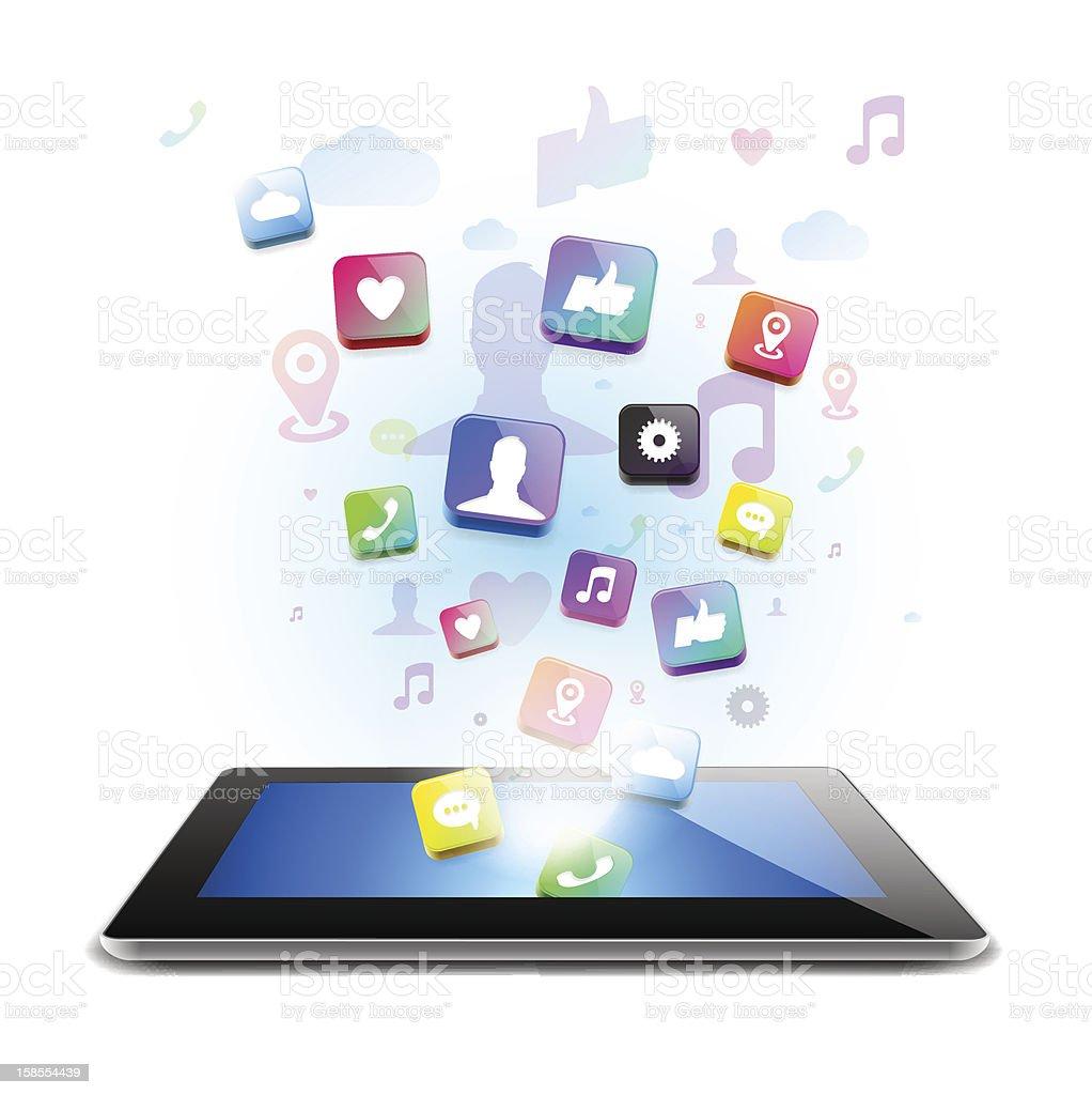 소셜 네트워크, 벡터 일러스트레이션 Eps10 royalty-free 소셜 네트워크 벡터 일러스트레이션 eps10 0명에 대한 스톡 벡터 아트 및 기타 이미지