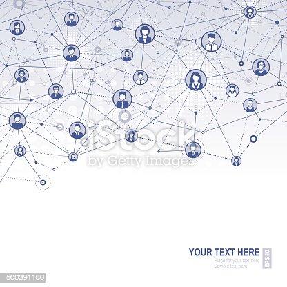 istock Social Network 500391180