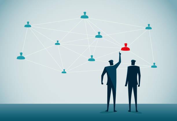 social networking - social media stock illustrations