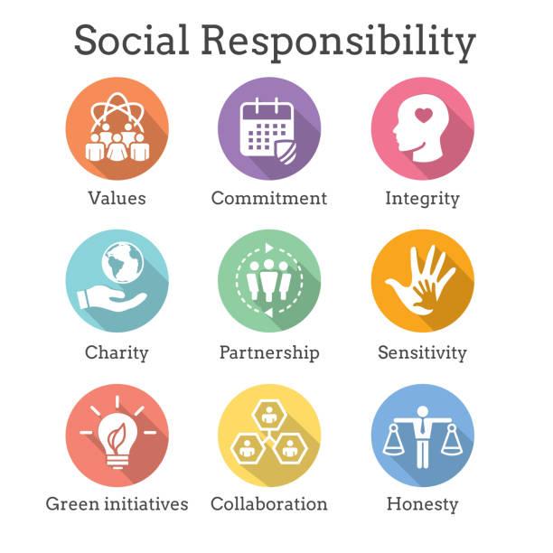 Top 60 Social Responsibility Clip Art, Vector Graphics and ...