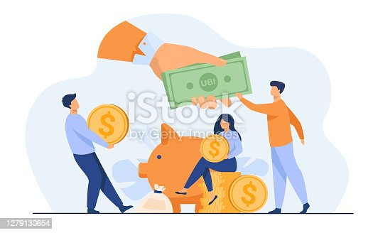 istock Social support concept 1279130654