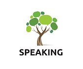 social, tree, eco, leaf