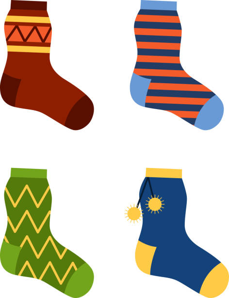 Top 60 Putting On Socks Clip Art, Vector Graphics and ...