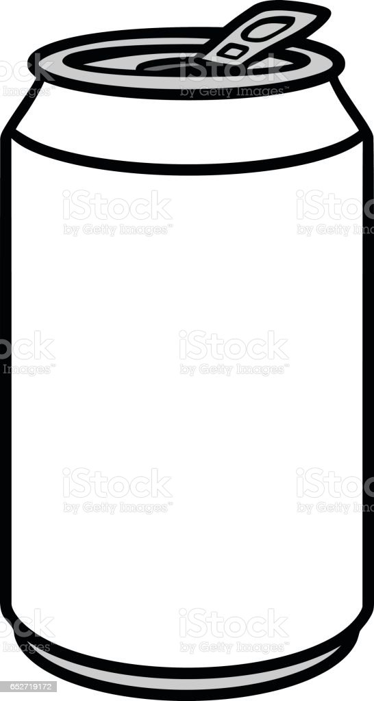 royalty free soda can clip art vector images illustrations istock rh istockphoto com trash can clipart can clipart be used for commercial purposes