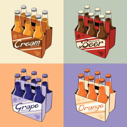 Soda Six Packs