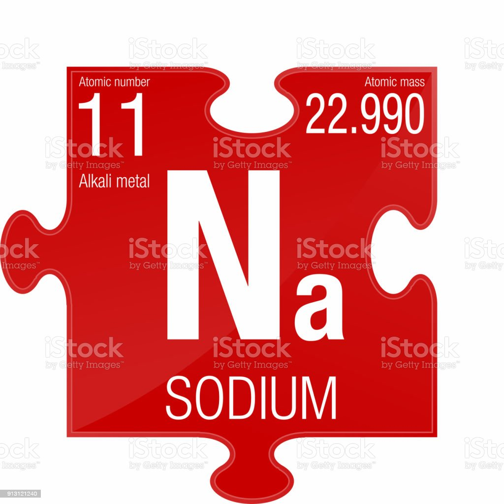 Sodium symbol element number 11 of the periodic table of the sodium symbol element number 11 of the periodic table of the elements chemistry royalty urtaz Image collections